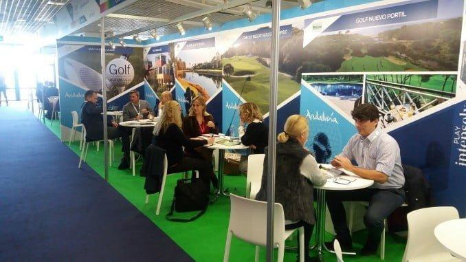 Los campos de Huelva han podido contactar con los principales touroperadores de Golf a nivel mundial