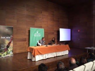 José Fiscal ha presentado la publicación relativa a 2016 en el Museo Íbero de Jaén y ha destacado la importancia de la misma durante estos años
