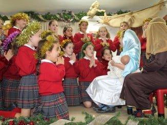 Navidad en el Colegio Tierrallana