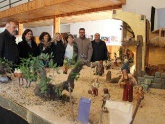 Inauguración del Belén en Bellavista
