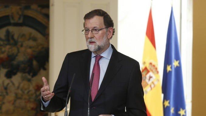Mariano Rajoy hace balance del año en una rueda de prensa en Moncloa