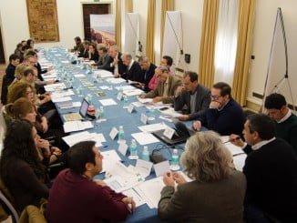 Reunión de la Comisión de Turismo del Plan Estratégico de la Provincia de Huelva