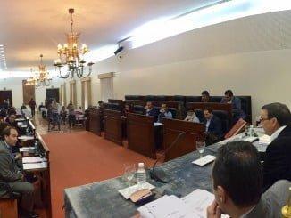 La Diputación ha aprobado sus presupuestos para 2018 en el último pleno del año