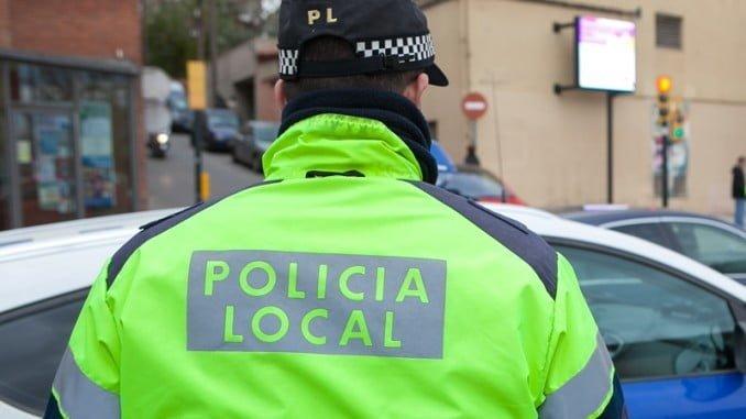 La Policía Local ha detenido y puesto a disposición judicial al presunto agresor