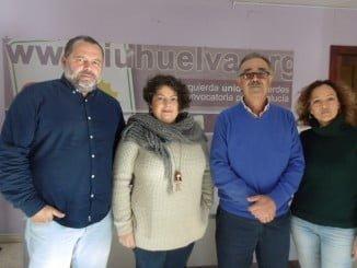 Rafael Sánchez Rufo, Rosa Villa, Félix Rodríguez y Silvia Zambrano