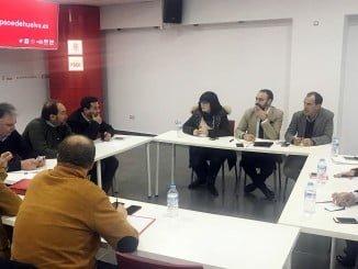 Pepe Fernández y Ezequiel Ruiz se reúnen con los delegados territoriales