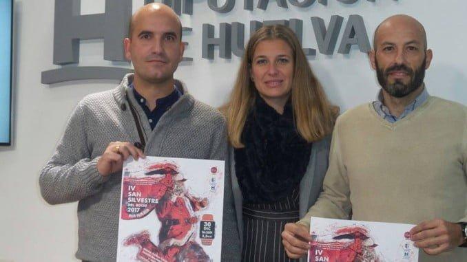 Presentació de la cuarta edición de la San Silvestre de El Rocío