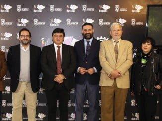 La Casa Colón ha acogido la clausura de la Capitalidad Gastronómica que ha ostentado Huelva en 2017