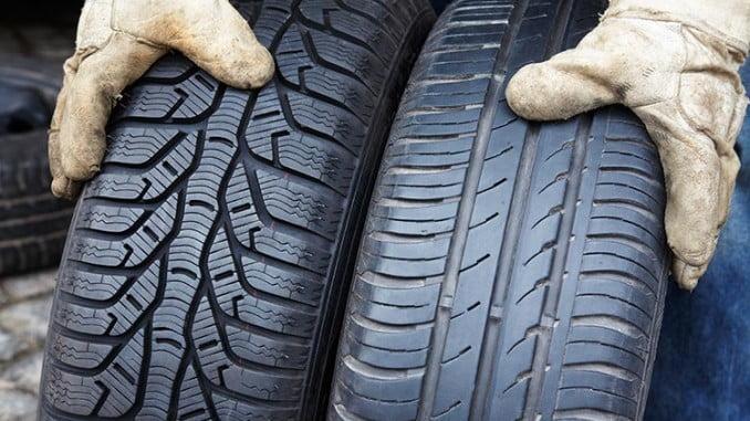 Para una conducción segura es necesario que las ruedas del vehícuo estén en perfecto estado