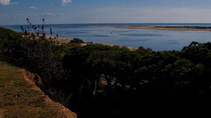 Desembocadura del río Piedras