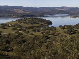 La Cuenca del Tinto, Odiel y Piedras, al 66,4% de su capacidad