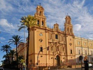 Catedral de Huelva donde se llevará a cabo la Solemne Pontifical de la Inmaculada Concepción