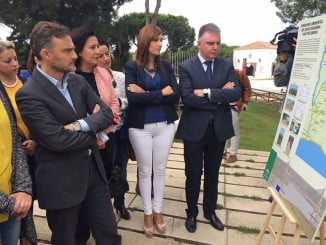 Hace unos días el consejero de Medio ambiente de la Junta presentaba el proyecto de recuperación de vías pecuarias en Huelva