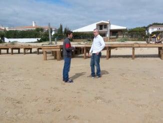 Portavoz de Ciudadanos en Punta Umbría, Fran Martínez Seoane