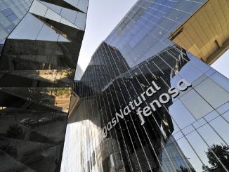 Edificio de Gas Natural Fenosa en Barcelona