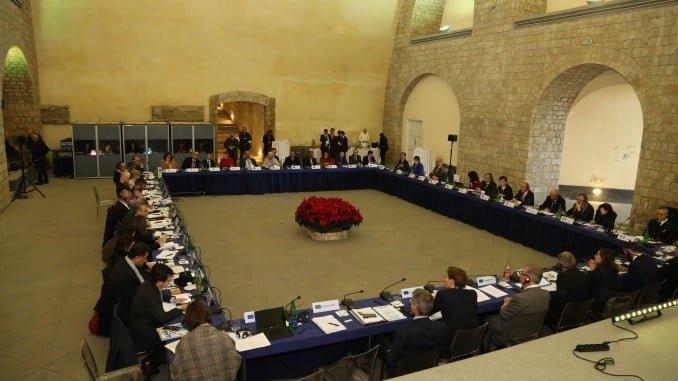 Lopez- Asenjo, ha representado a España en la reunión de Ministros responsables de Asuntos Marítimos que participan en la Iniciativa para el Desarrollo Sostenible de la Economía Azul
