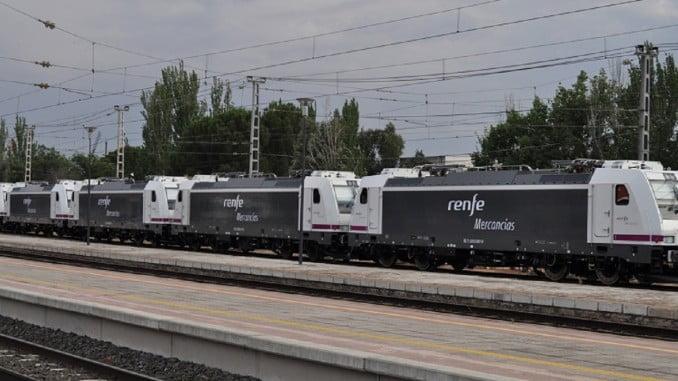 Renfe adquirirá nuevas locomotoras para su división de Mercancías