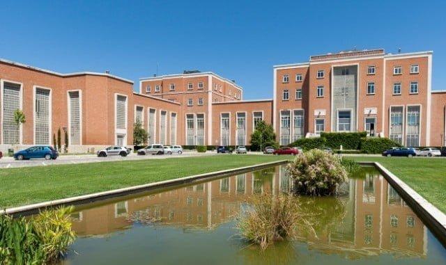 Escuela de Agrónomos, donde se llevará a cabo el evento