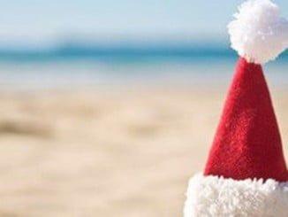 AEMET prevé un invierno cálido y Huelva marcó la temperatura media más alta del otoño en su estación, así de que nuevo podemos pasar la Navidad en la playa