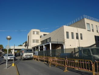 Comienzan las obras de ampliación del área de Urgencias de Pediatría del Juan Ramón Jiménez