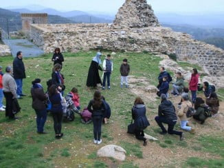 Las visitas a los cuatro castillos forman parte de las actividades conmemorativas de la efemérides