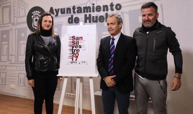 Presentación de la San Silvestre de Huelva, que cambia su horario