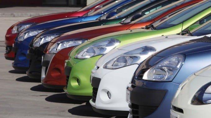 Los 'rent a car' suelen tener la flota más respetuosa con el medioambiente