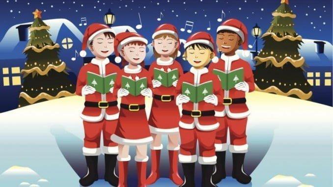 La composición navideña inglesa se llama Carol y en alemania Weihnachtslieder