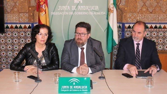 Sánchez Haro informó en Almería sobre la presencia andaluza en Fruit Logistica