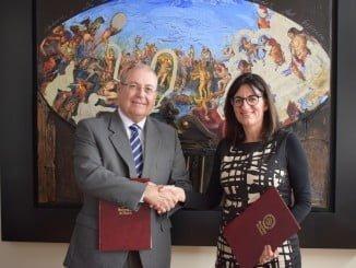 La Universidad de Huelva, en colaboración con la Fundación Atlantic Copper, ha puesto en marcha el nuevo programa de ayudas Becas Comedor para el curso 2017-2018.