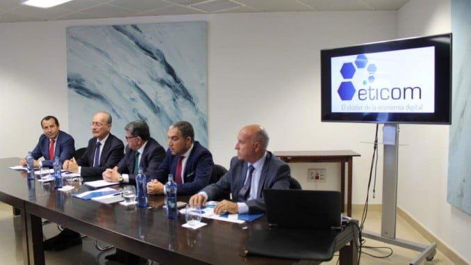 Comité ejecutivo de Eticom