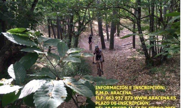 La décimo tercera edición de la Ruta Cicloturista del Jamón, que se celebrará el próximo 28 de enero.