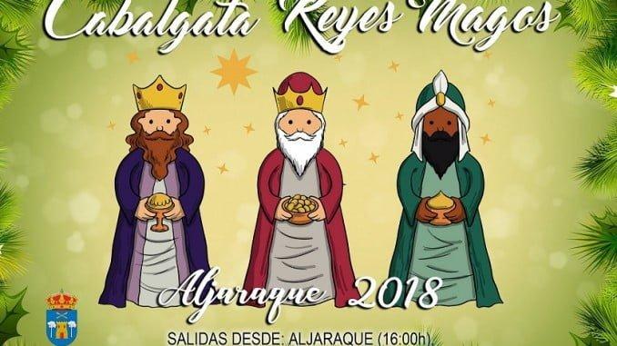 Aljaraque retrasa su Cabalgata al 6 de enero por la lluvia