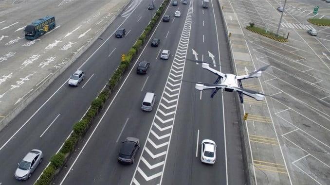 La DGT adquirirá aviones no tripulados operados a distancia para controlar el tráfico  viario