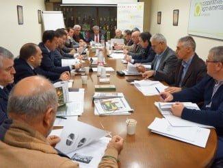 Encuentro de Cooperativas Agroalimentarias de Andalucía y representantes de la Consejería de Agricultura y Pesca