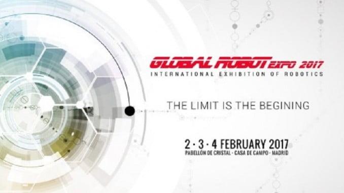 Global Robot Expo pondrá el foco en las aplicaciones profesionales de la robótica