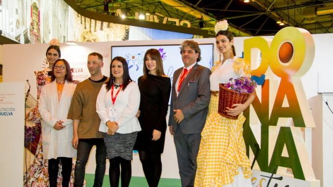 El Ayuntamiento de Almonte presenta 'D'flamenca. Pasarela Doñana'