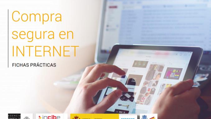 La 'Guía práctica de compra segura en Internet' recopila una serie de consejos que permiten realizar compras de manera segura