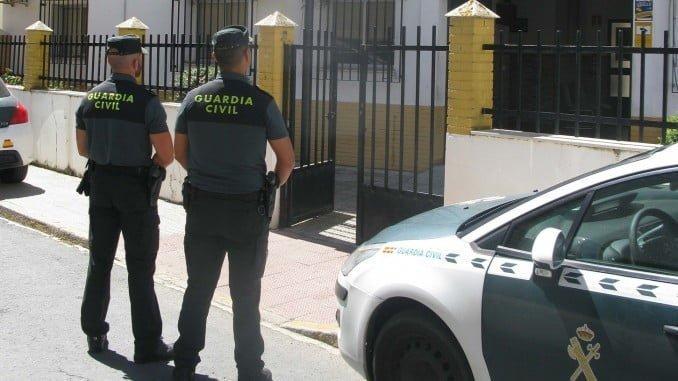 La Guardia Civil ha detenido al presunto autor de la agresión y a dos mujeres en calidad de investigadas