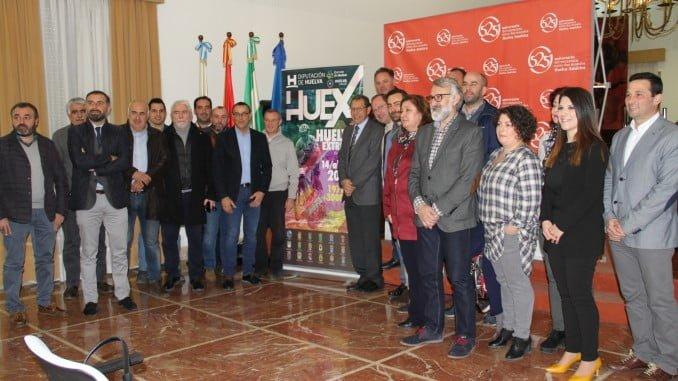La Diputación ha acogido la presentación de una nueva edición de Huelva Extrema