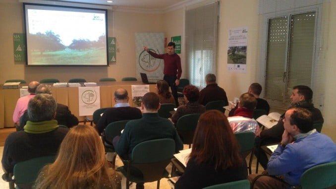 En el segundo curso de gestión de pastos han participado unas 20 personas