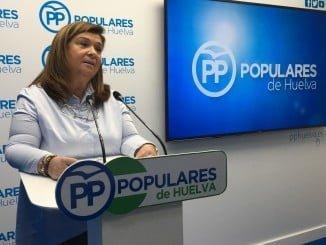 Carmen Céspedes (PP) pide que se revise la situación y se cree una bolsa de sustitución