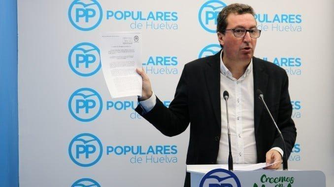 """González dice que C's ha sido """"cómplice"""" de la aprobación del Plan de la Corona Norte de la Junta"""
