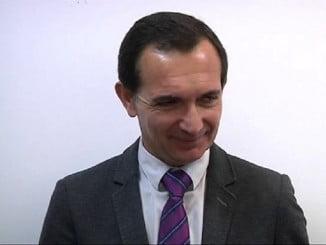 Manuel Ceada, delegado de empleo en Huelva