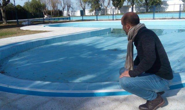 El Ayuntamiento ha llevado a cabo la mejora de la piscina municipal exterior