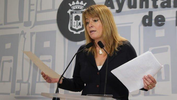 Pilar Miranda pide al alcalde de Huelva la aprobación de los presupuestos para 2018