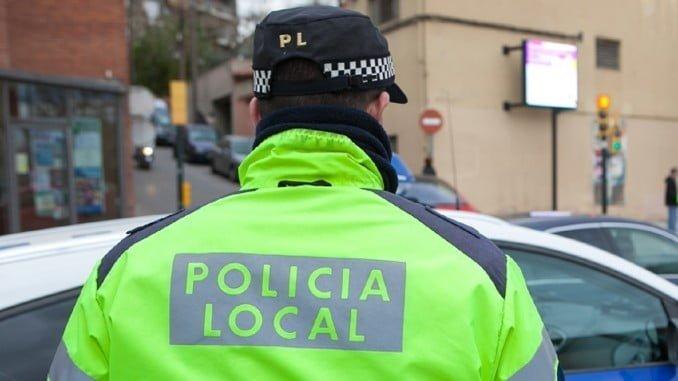La Policía Local ha detenido al presunto autor del intento de estrangulamiento a su pareja