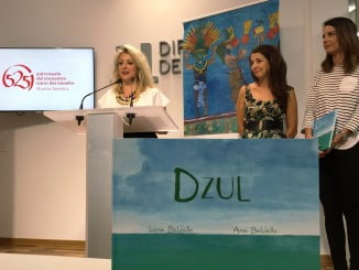 Presentación de 'Dzul', de Luna y Ana Baldallo