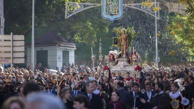 Las fiestas de San Sebastián comienzan con el pregón del periodista Nacho Molina