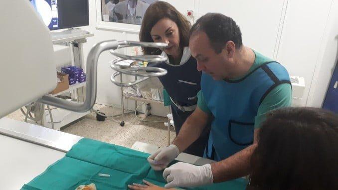 El Infanta Elena cuenta con una nueva prueba diagnóstica, la artroresonancia magnética de muñeca